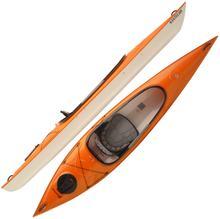 Hurricane Kayaks Santee 126 Sport Kayak MANGO