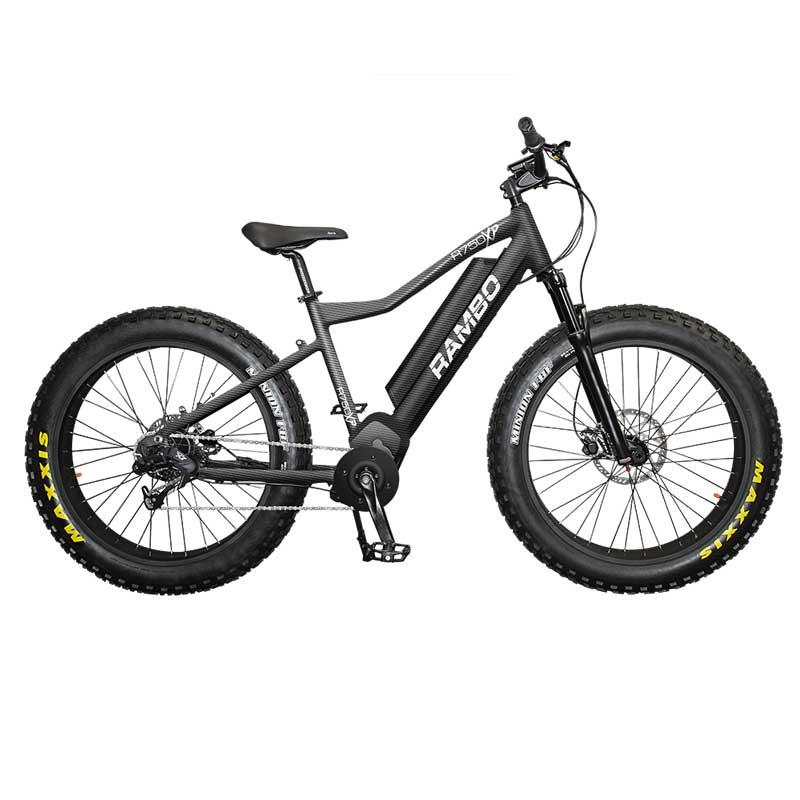 Rambo R750 Xp G3 Carbon Extreme Performance Electric Bicycle
