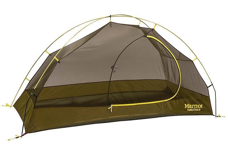 Marmot Tungsten 1 Person Tent GREENSHADOW/MOSS