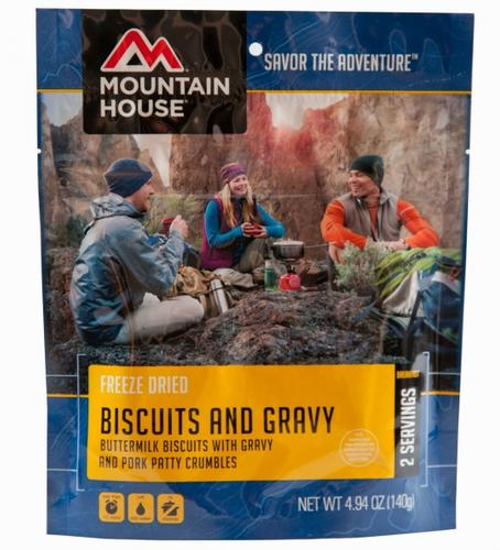 Mountain House Biscuits and Gravy 5oz