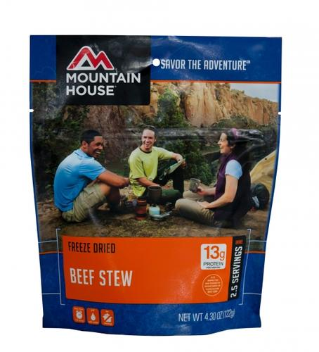 Mountain House Beef Stew Pouch