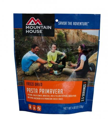 Mountain House Pasta Primavera Pouch
