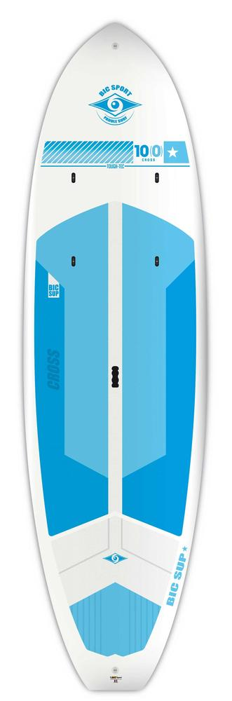 Bic Sport 10 ' Cross Tough Tec Stand Up Paddleboard