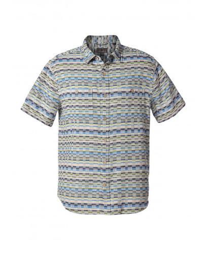 Royal Robbins Men's Slab City Dobby Short Sleeve Shirt
