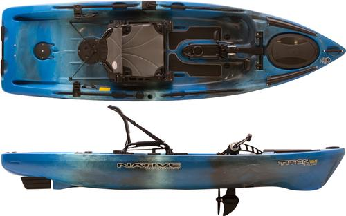 Native Watercraft Titan 10.5 Kayak