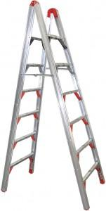Telesteps 6 foot Double Sided Folding Stik Ladder