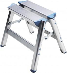 Telesteps Folding Aluminum Step Ladder