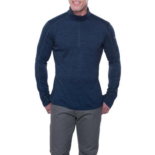 Kuhl Men's Alloy Half Zip Sweater