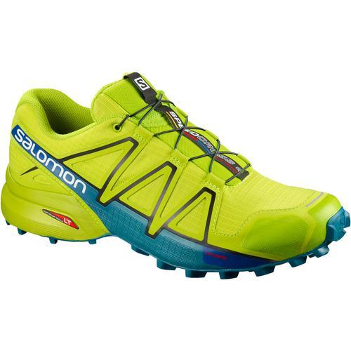 Salomon Men's Speedcross 4 Acid Lime