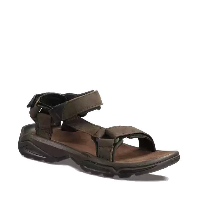 Teva Men's Terra Fi 4 Leather Sandal