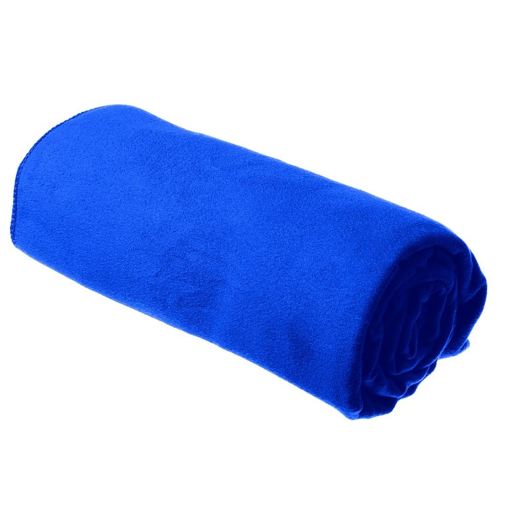 Sea to Summit Drylite Extra Small Travel Towel - Smaller Hand Towel BLUE