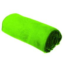 Sea to Summit Drylite Extra Small Travel Towel - Smaller Hand Towel LIME