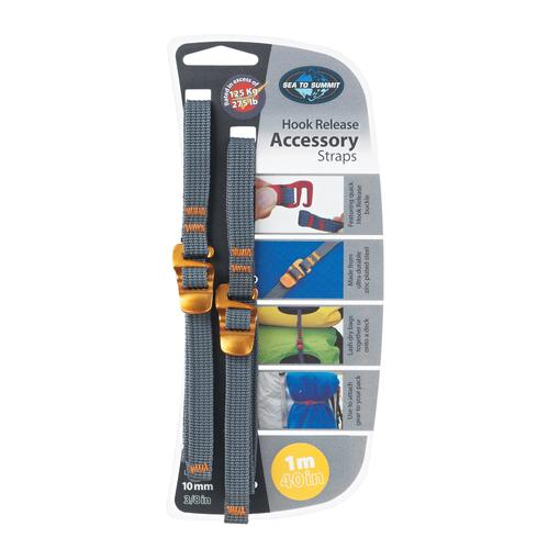 Sea to Summit Accessory Strap with Hook Release 10mm