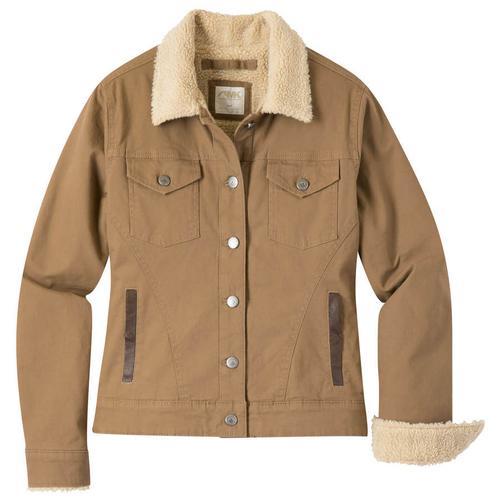 Mountain Khakis Women's Ranch Shearling Jacket