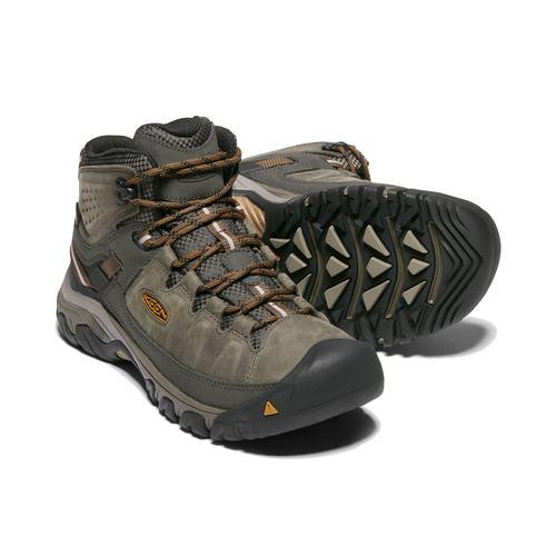 Keen Men's Targhee 3 Mid Waterproof Hiking Boot Wide Width
