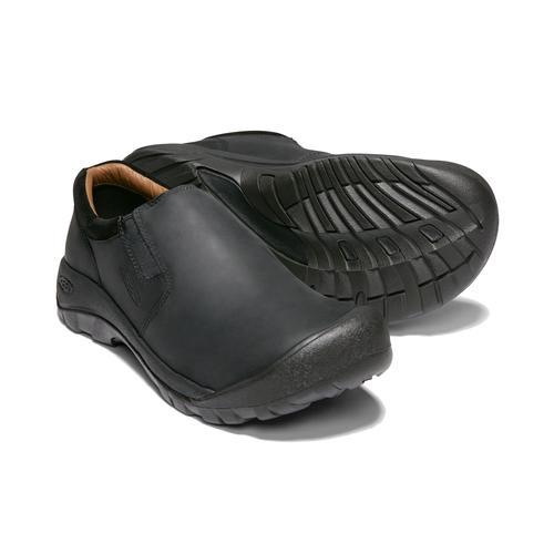 Keen Men's Austin Casual Slip On - Black