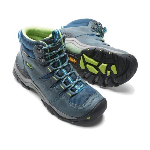 Keen Women's Gypsum 2 Mid Waterproof Hiking Boot - Midnight Navy