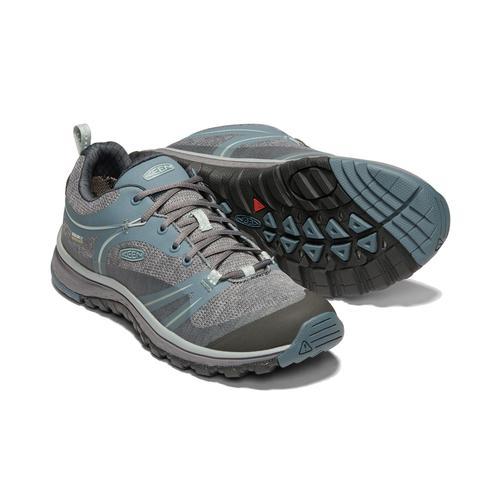Keen Women's Terradora Waterproof Hiking Shoe - Stormy Weather