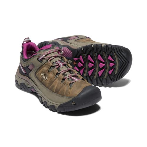 Keen Women's Targhee 3 Waterproof Hiking Shoe