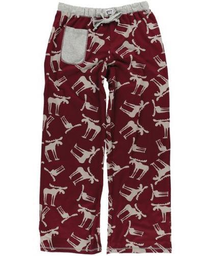 Lazy One Women's Funky Moose Pajama Pant