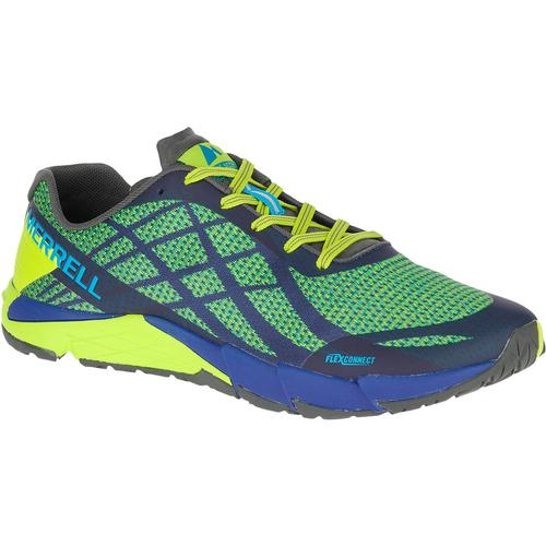Merrell Men's Bare Access Flex Shield Trail Shoe - Radioactive