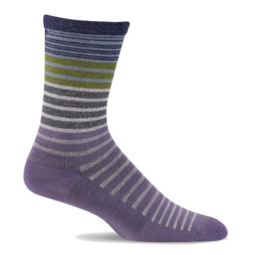 Sockwell Women's Plantar Ease Crew Sock