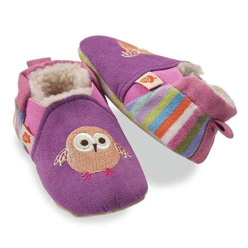 Acorn Kid's Easy On Moc Slippers