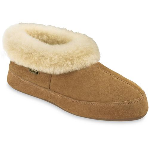 Acorn Women's Oh Ewe 2 Sheepskin Bootie Slippers