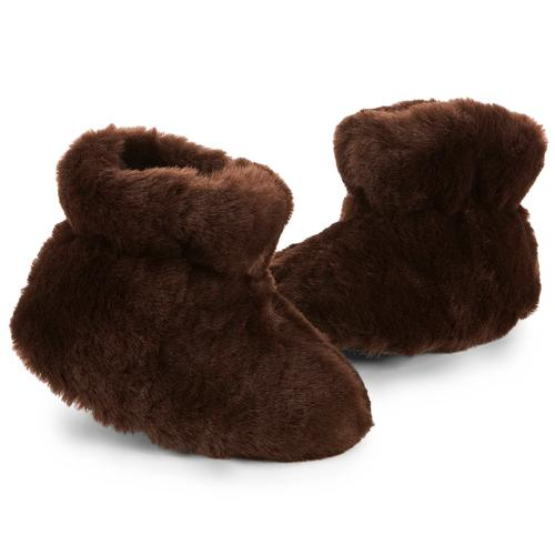 Acorn Kid's Easy Bootie Slippers