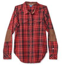 Kavu Women's Billie Jean Shirt FIRESIDE