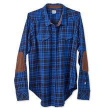 Kavu Women's Billie Jean Shirt TRUEBLUE