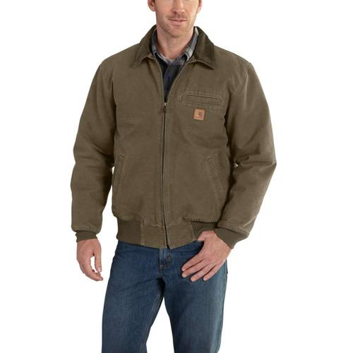 Carhartt Men's Bankston Quilted Flannel Lined Jacket