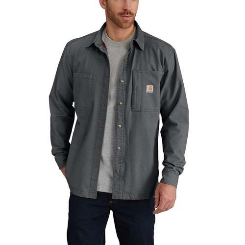 Carhartt Men's Rugged Flex Rigby Shirt Jac