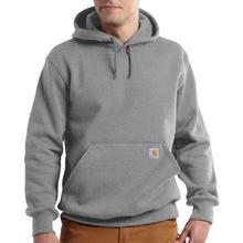 Carhartt Men's Paxton Heavyweight Hooded Sweatshirt HEATHER_GREY