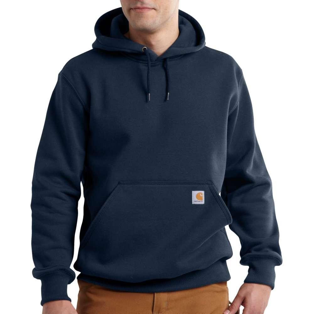 Carhartt Men's Paxton Heavyweight Hooded Sweatshirt NEW_NAVY