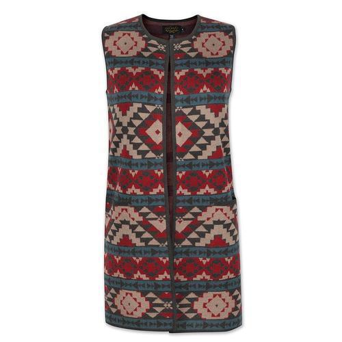 Icelandic Design Women's Plumeria Vest