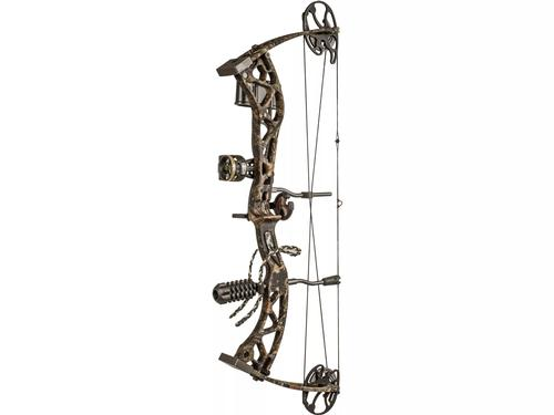 Martin Carbon Vapor Right Hand 60lb Draw Compound Bow