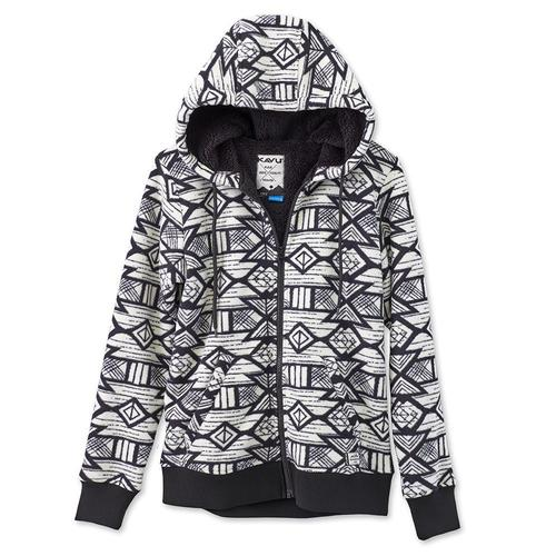 Kavu Women's Harlow Full Zip Hoody