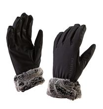 Sealskinz Women's Sea Leopard Lux Glove BLACKGREY