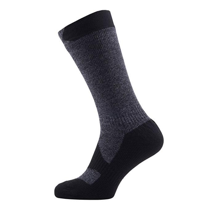 Sealskinz Walking Thin Mid Socks