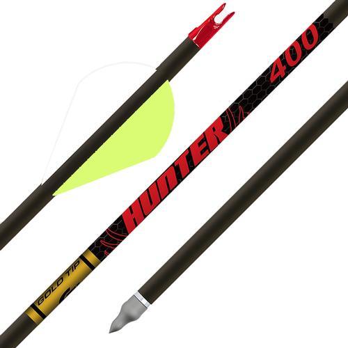 Gold Tip Hunter 400 Spine Arrows Box of 6