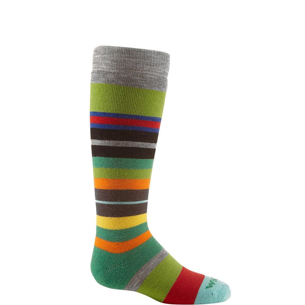 Wigwam Kid's Snow Force Socks GREY
