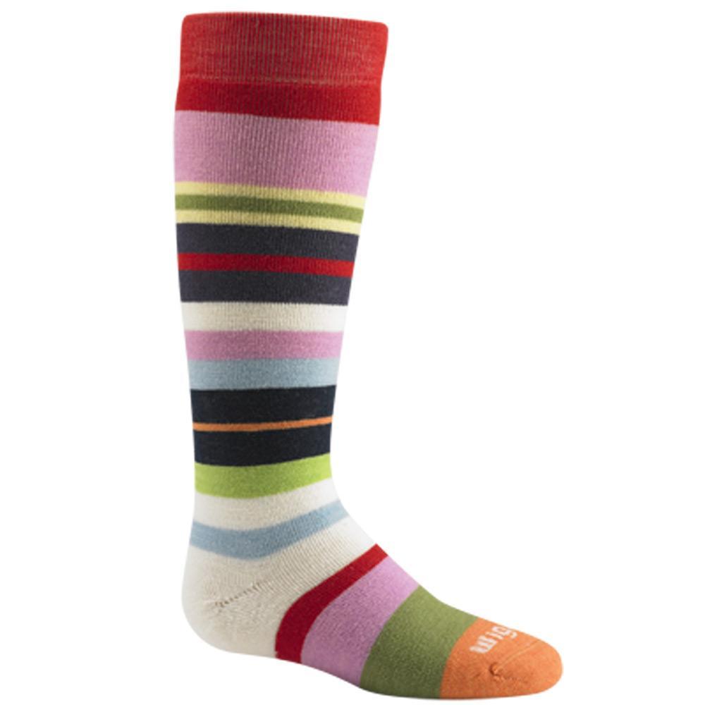 Wigwam Kid's Snow Force Socks POPPY