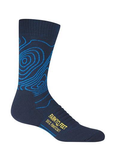 Farm To Feet Men's Elkin Valley Sock