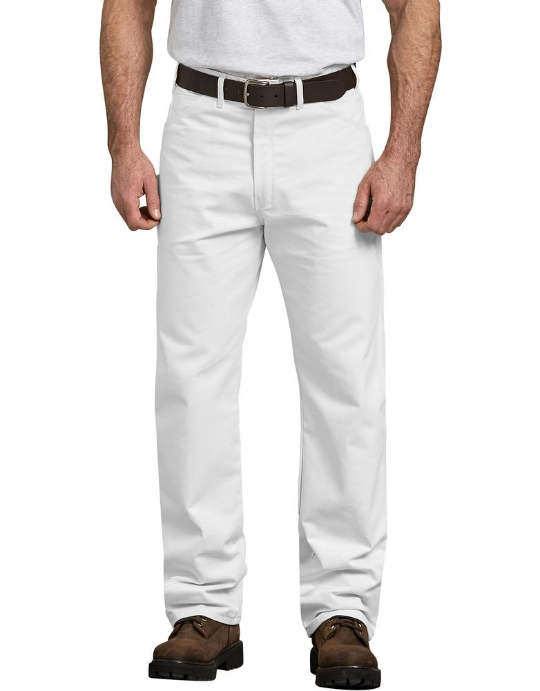 Dickies Men's Relaxed Fit Straight Leg Painter's Pants