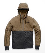 The North Face Men's Mountain Sweatshirt 2 BEECH_GREEN/BLACK