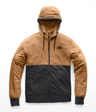 The North Face Men's Mountain Sweatshirt 2 CARGO_KHAKI/BLACK