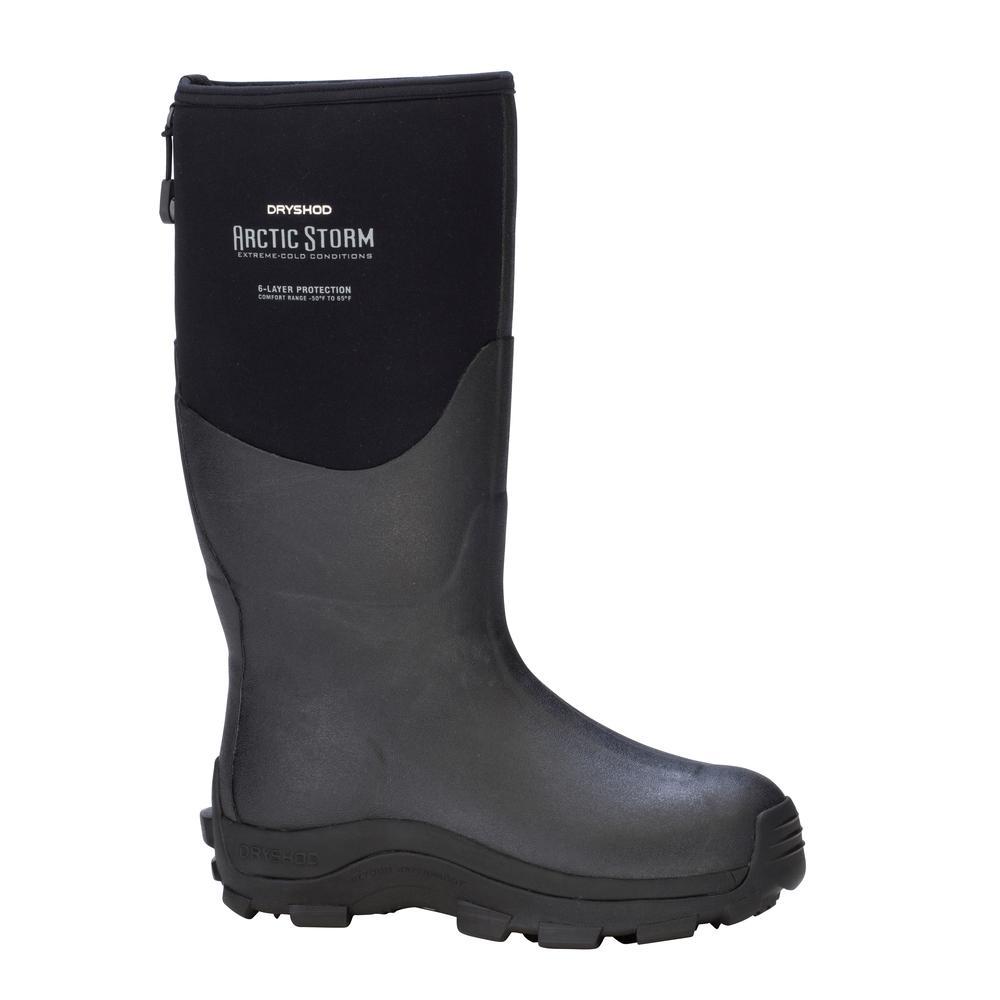 Dryshod Men's Arctic Storm Hi Winter Boot