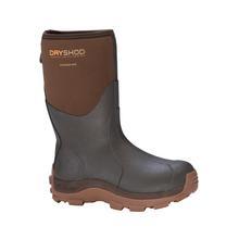 Dryshod Men's Haymaker Mid Boot BROWN