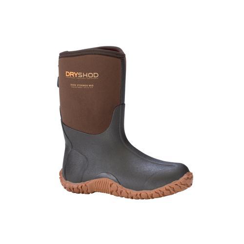 Dryshod Women's Barn Stormer Mid Farm Boot